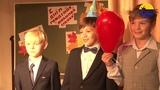 Праздничный концерт, посвященный дню рождения Татьянинской школы