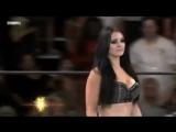 Paige vs Sofia Cortez - WWE NXT July 4th, 2012 #1