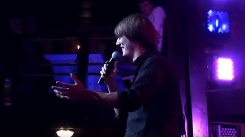 Общение с публикой   Stand-up (Стенд-ап)   Comedy Club Piter Style   Антон Борисов   Часть 1