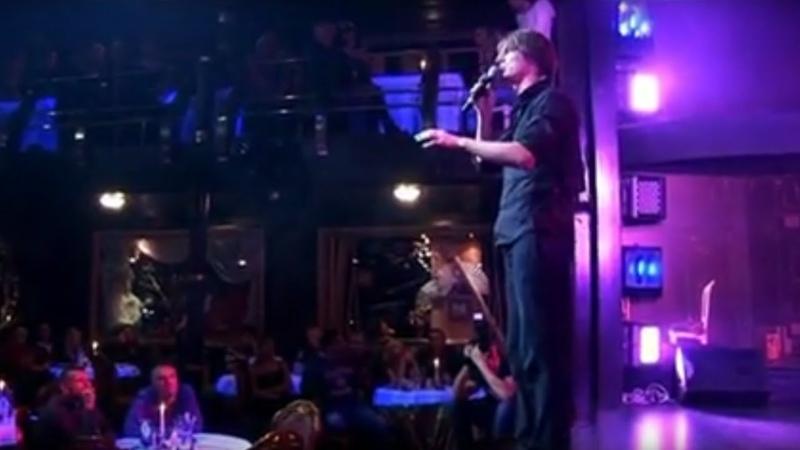 Общение с публикой   Stand-up (Стенд-ап)   Comedy Club Piter Style   Антон Борисов   Часть 2