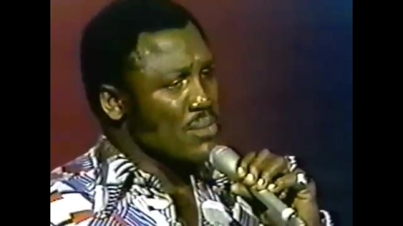 Groovy Movies: Joe Frazier sings I'd Be Ahead If I Could Quit While I'm Behind U.S. TV 11/27/74