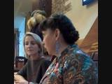 Встреча с Ниной Максимовой