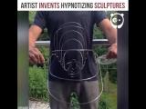 Гипнотические кинетические скульптуры