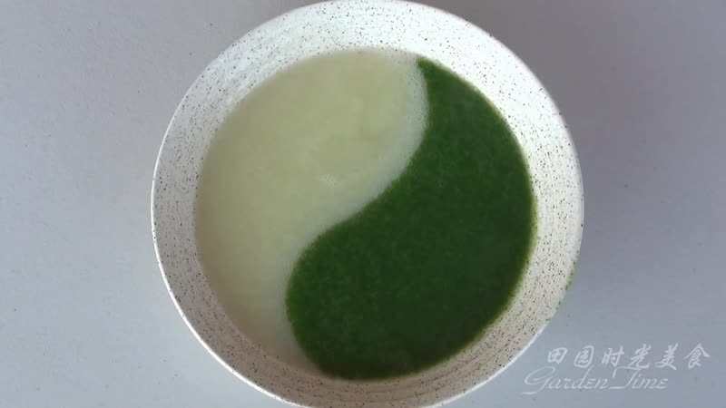3 鸳鸯蔬菜羹 it's already a popular and humble dish so you don't have to make it posh