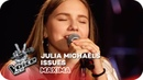 Julia Michaels - Issues (Maxima) | Blind Auditions | The Voice Kids 2018 | SAT.1