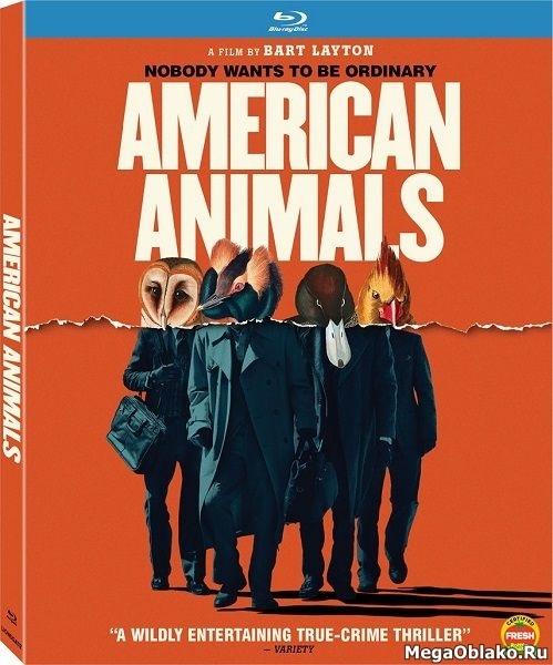 Американские животные / American Animals (2018/BDRip/HDRip)