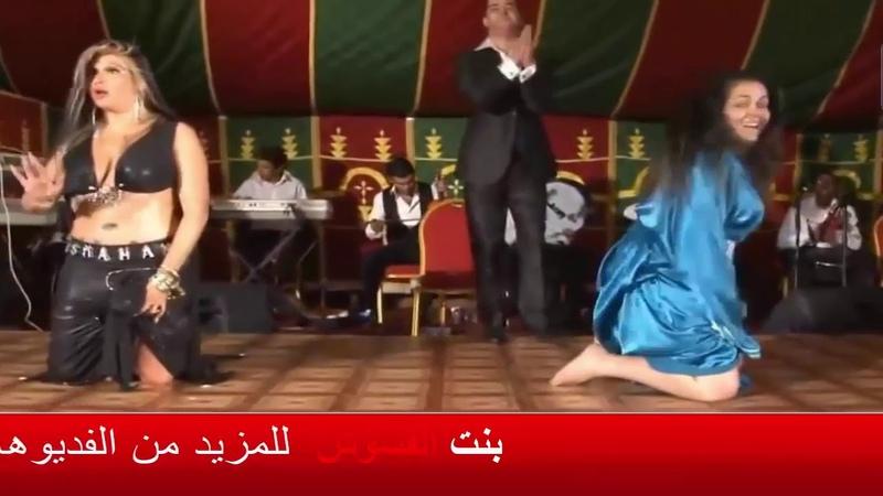 شوف كيفاش الراقصة المغربية تحدات الراقصة