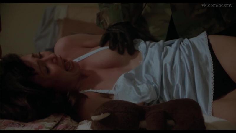 бдсм сцены с маньяком(bdsm, бондаж, удушение) из фильма: Don't Answer the Phone! - 1980 год