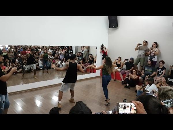 Willian e Paloma Workshop no Spaço 3D 19 01 2019