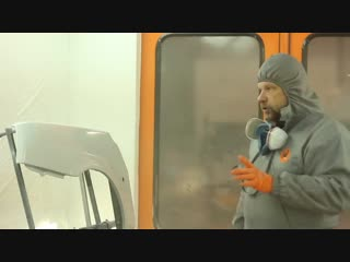 Как покрасить авто при низких температурах