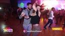 Themis Delentas and Efi Lampiri Salsa Dancing at El Sol Warsaw Salsa Festival, Friday 09.11.2018