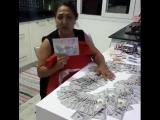 Турчанка прилетела из США и привезла собой доллары чтобы обменять их на лиры