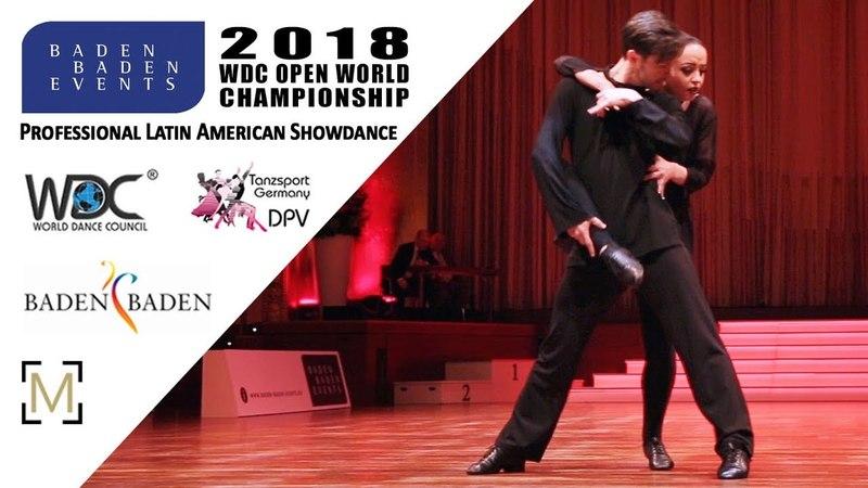 Pokrovsky - Pokrovsky, RUS   2018 WDC Pro WCH SD LAT - Baden Baden, GER - R1