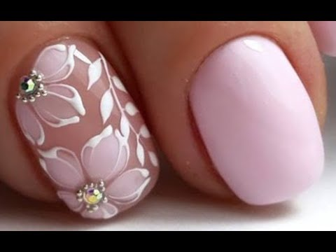 20 Nail Art Nude Designs 2019 | The Best Gentle Nail art Tutorials Compilation💓👍 363