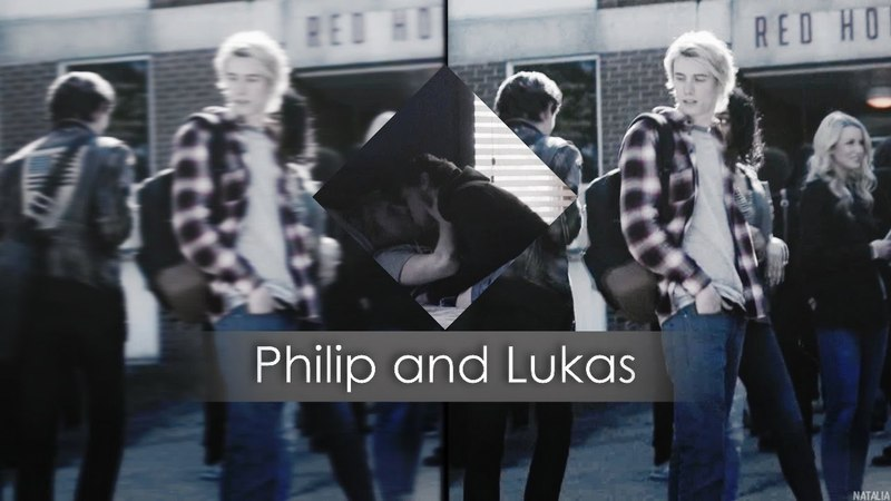 Philip and Lukas |