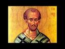 B43 T2 K1 БЕСЕДА о воскресении мёртвых Иоанн Златоуст Читает Игнатий Лапкин