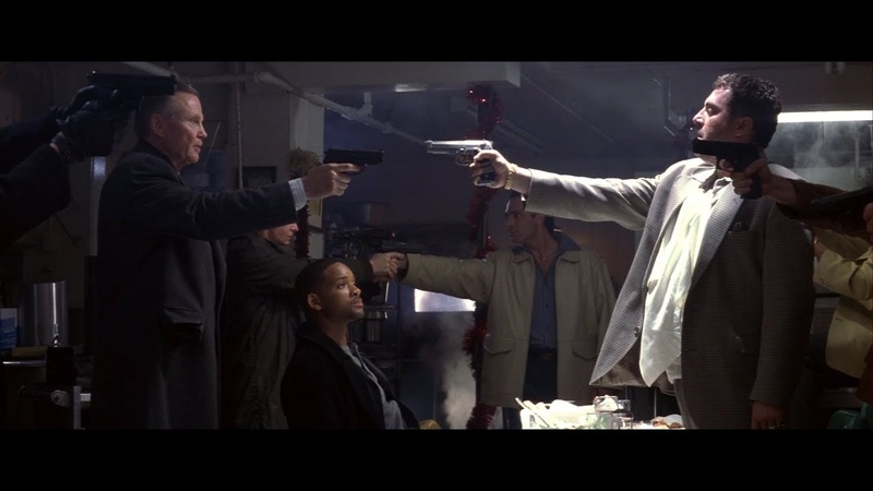 Enemy of the State Final Shootout Scene 1080p