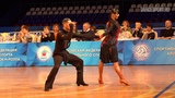 David Diaz Falcon - Denise Beccari ESP, Jive, Grand Prix Dynamo 2019