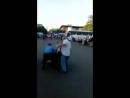 Полиция Симферополя радушно встречает московских туристов, приехавших поглазеть на камни с неба.