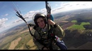 Полет на параплане в тандеме 16 сентября I Tandem Paragliding in Kungur