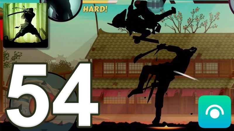 Shadow Fight 2 - Gameplay Walkthrough Part 54 - Interlude: Act 3 (iOS, Android)