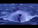 Корабли в шторм