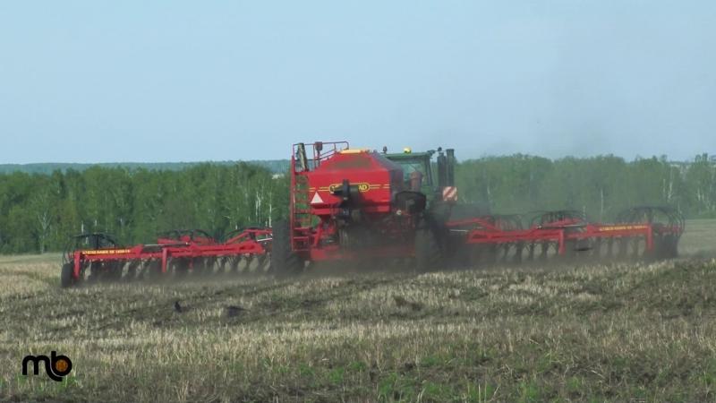 На сегодняшний день в Бугульминском районе засеяно около 37 тысяч гектаров