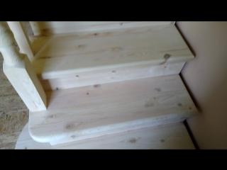 Лестница 45т.р. работа с материалом изготовлена из хвои Сосна-Ель. Тел 8 919 690 38 98 WhatsApp работаем по РТ