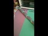 Упаковочная бумага на детскую тематику для мини, макси коробочек-пеналов