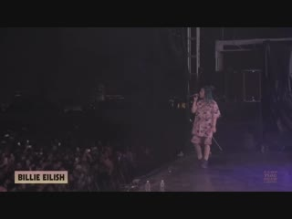 """ocean eyes"" - Billie Eilish LIVE at Camp Flog Gnaw Carnival in Los Angeles, CA"