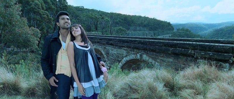 Orange Telugu Movie Video Songs Nenu Nuvvantu Song Ram Charan Genelia Bhaskar