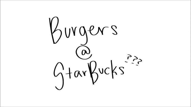 BTS Starbucks @y00bi_lee