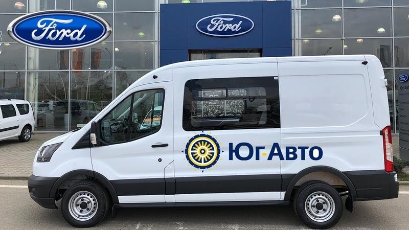Ford Transit/ Форд транзит 2018 грузопассажирский 310 L2H2 61