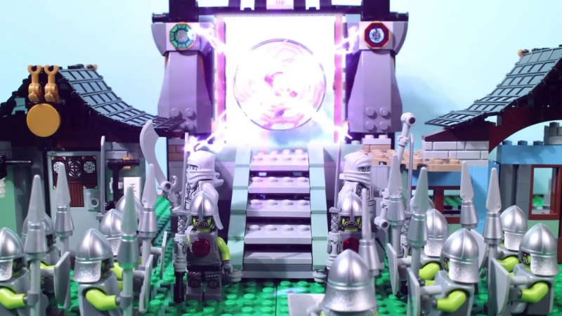 LEGO Ninjago_ Greatest Villain of All Time - Reign of the Emperor [Competition Entry]