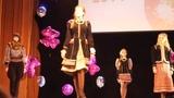 Мисс Нефтегаз 2014 - театр моды Либерти - 1-й показ