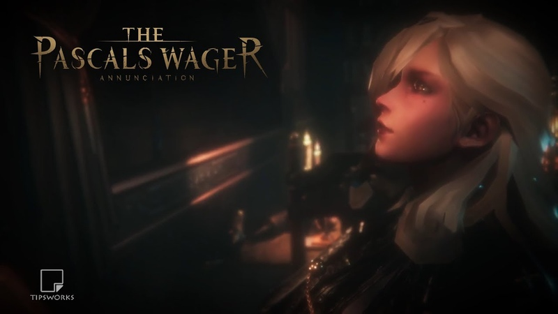 The Pascals Wager Annunciation Gameplay Android iOS Trailers