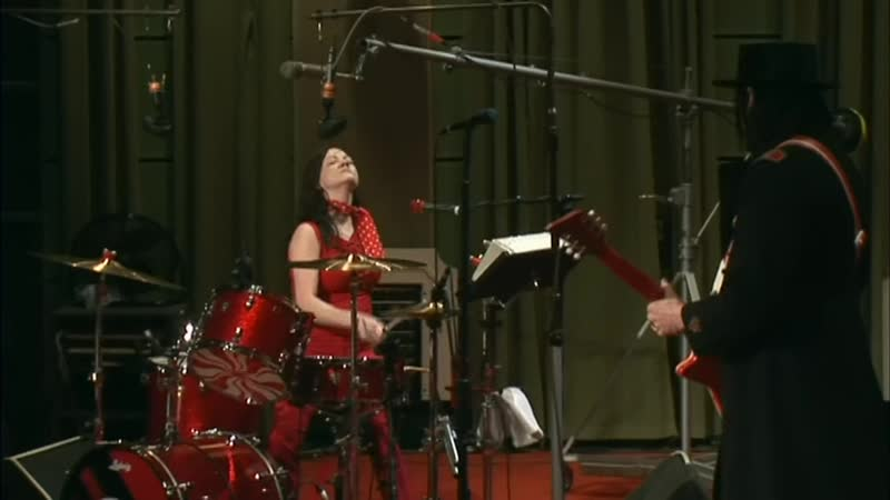 The White Stripes — Blue Orchid/Party Of Special Things To Do = From The Basement