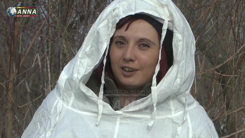 Прострелите ему руку или ногу , а то не заплатят мать украинского военного