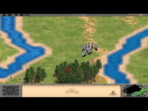 Age of Empires 2 HD Joan of Arc Mission 6 A perfect Martyr WONDER METHOD