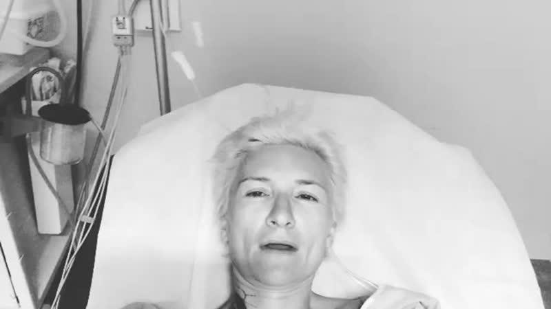 Диана Арбенина попала в больницу во Франции 😱