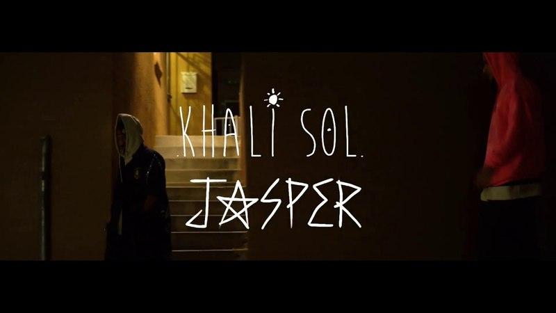 Flooded - Khalisol Jasper ft. Trey Vision (In-Studio Performance)