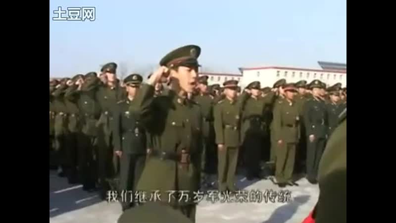 CHINA PLA music When that day comes 当那一天来临