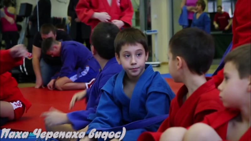 --Самбо пацаны--от Пахи Черепахи и группы MMA Hero Sport music
