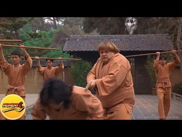 Начало фильма Ниндзя из Беверли Хиллз 1997 года