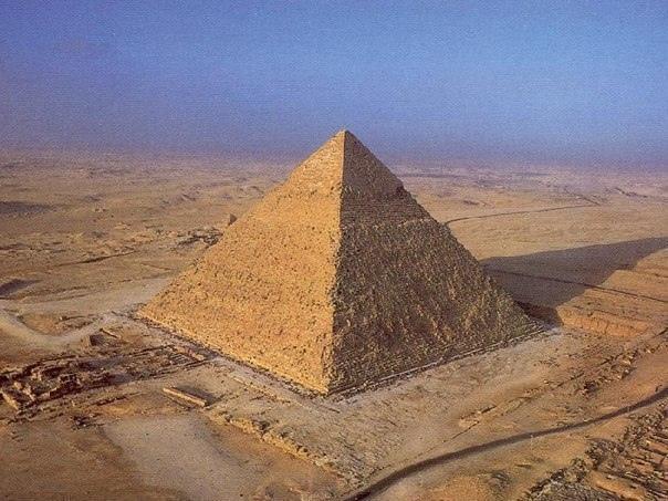 Тайны пирамиды Хефрена