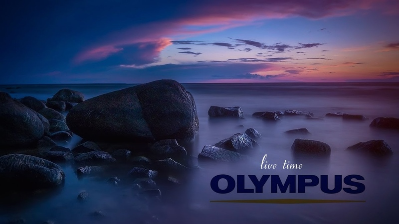 OLYMPUS OM-D для профи 18 ( live time)