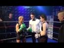 Southpaw Rachel Sherwood Vs Molly Ecott