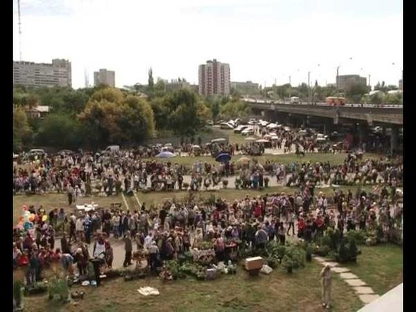Луганск-2012. День Города.
