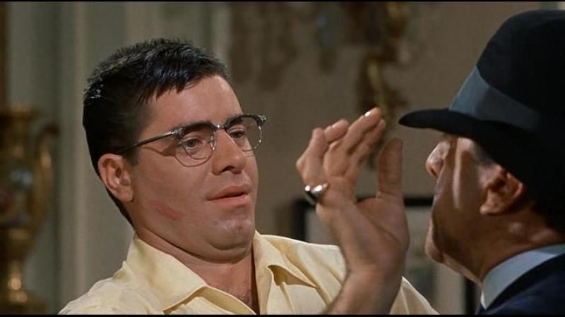 Дамский угодник США 1961 комедия Джерри Льюис