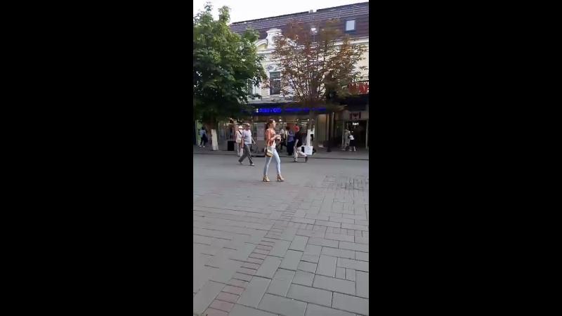 ковбойская музыка на проспекте